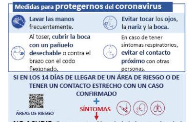 Medidas adoptadas na USC para o seu funcionamento ante a crise sanitaria provocada polo COVID- 19