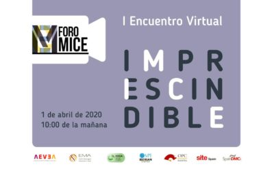 Foro MICE virtual 1 abril 2020