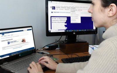 A USC convoca novas axudas para o desenvovemento da docencia virtual
