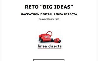 """Liña Directa lanza o reto """"Big Ideas"""""""