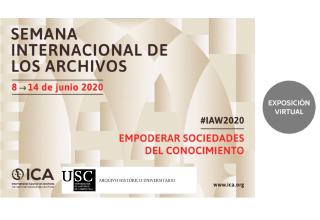 Semana Internacional dos Arquivos 2020