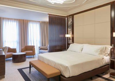 Habitacións do hotel DoubleTree