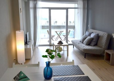 Hotel Alda Marina Sada, sala estar