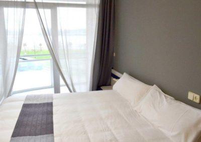 Hotel Alda Marina Sada, habitacións