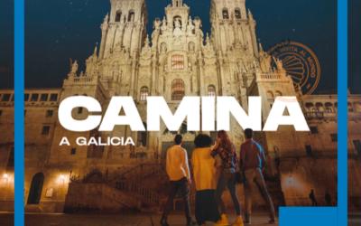 """""""Camiña a Galicia"""" é a campaña turística do Xacobeo 2021"""